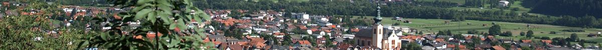 Flugbild Zirl aus dem Jahr 2010